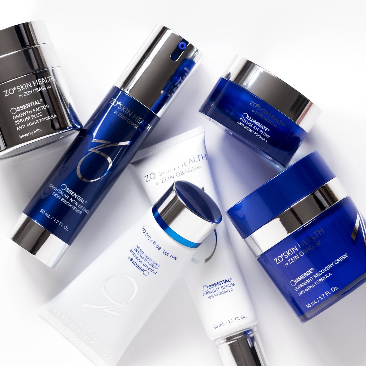 ZO Skin Care Beauty Products For Glowing Skin